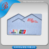 Novel Special Shape PVC Plastic Member Card