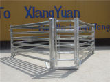 Oval Tube Cattle Panel Gate with Hot Dipped Galvanized