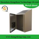 Polish Stainless Steel Sheet Metal Equipment Switchgear Housing