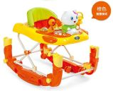 2017 China New Model Car Type of Baby Walker with Toys Approved Ce Certificate