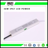 36W Constant Voltage IP65 IP67 24V Waterproof LED Power Supply