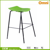 Bar Chair/Plastic Chair with Plating Feet (OM-7-96-F)