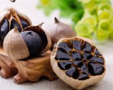 Whole Black Garlic From Fermented Garlic