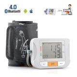 Bluetooth Digital Electronic Automatic Wrist Blood Pressure Monitor