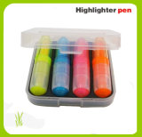 4 in 1 Highlighters with a Box (LY-134)