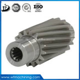 OEM Steel Compound/Worm/ Finishing Gears 45 Degree Precision Helical Gear