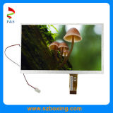 7.0-Inch Transmissive TFT-LCD Module with Capacitive Touch Panel with Resolution 1024 X 600, Contrast Ratio 500, Brightness 400 Nits