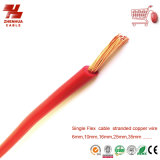H07V-K PVC Flexible Single Cable Stranded Copper Wire 6mm 10mm 16mm