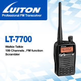 Two Way Radio Lt-7700 Walkie Talkie