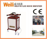 Insulating Glass Machine- Rotated Sealant-Spreading Table