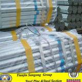 26.7 mm Hot DIP Galvanized Steel Pipe