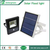 10W Solar Light with PIR Sensor Floodlight Security Lighting
