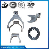 Transmission Parts Steel Forging Shifting Fork with Machining Service