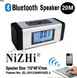 Nizhi Professional MP3 Mini Bluetooth Speaker for iPhone/iPod (TT-301)