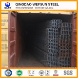 Ss400 U Channel Steel Channel From China