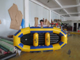 1.0mm PVC/TPU Inflatable Raft/ Inflatable White Water Rafting/ Inflatable Raft Boat for 2-12 Person Used