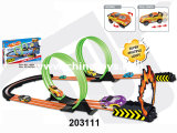 Top Speed Pull Back Railway Car Toy for Boy (203111)