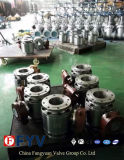 API6d Metal to Metal Seated Trunnion Ball Valve