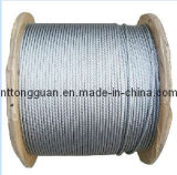 Galvanized Steel Wire Rope for Aviation