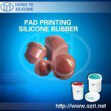 RTV-2 Liquid Silicone Rubber for Pad Printing
