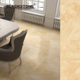 Beige Tile with Semi Polished Surface Marble Design 600X600 (22601)