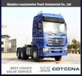 Shacman 6X4 Container Tractor Truck