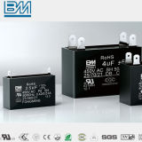 Air Conditioner Capacitor with P2 Class for AC Motors