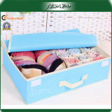Non Woven Laminated Handled Household Organizer Box