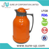1.0L Plastic Water Pot with Glass Inner for Water Drinking