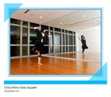 3-8mm Gym Mirror/ Dance Mirror/ Safety Wall Mirror/ Vinyl Backed Safety Mirror/ Safety Mirror (SMI-SM0001)