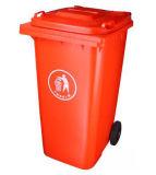 240L Plastic Waste Bin/ Dustbin Fit with Garbage Truck