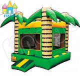 Commercial Grade Jungle Inflatable Jumping Bouce Castle