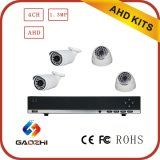 720p 1080P 4CH Dome Bullet Ahd Camera and DVR Video Recorder