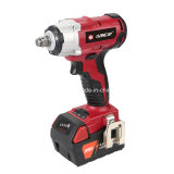 18V Brushless Cordless Impact Wrench Li-ion Power Tool