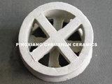 Ceramic Intalox Saddles Ceramic Cascade Mini Ring for Chemical Industry
