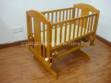 Solid Pine Glider Crib (TC8021)