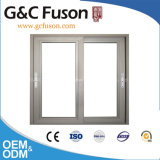 Durable Aluminium Sliding Window with Double Glazing