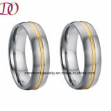 Custom Stainless Steel Ring for Men and Women Top Quality Jewelry Ring