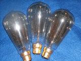 Circle Wire 60W Edison Style Light /St64 B22 230V 60W Edsion Bulb