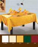 Long Guaranty Colorful Table Cloth (FCX-532)