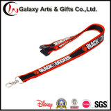 Custom Logo 20mm Polyester Breakway Lanyard for Badge