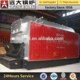 Industrial Coal Fired 5 MW Hot Water Boiler Price