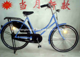 Blue Lady Traditional Bicycle for Hot Sale (SH-TR102)