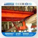 China High Qualiyt Qd Model Motor Driven Double Girder Overhead Crane