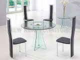 Home Furnishings Kitchen Furniture Small Round Dining Room Tables (NK-DTB034)