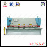 QC11Y-10X2500 Hydraulic Guillotine Shearing Machine, Steel Plate Cutting Machine