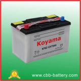 12V75ah JIS Dry Charged Vehicle Battery -N70z (75D31R-N70Z)