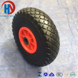 High Quality PU Foam Wheel for Hand Trolley