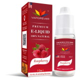 Raspberry Various Flavor Refill E-Liquid for E-Cigarette Christmas Gift, Customized Package, Mint Flavor Eliquid