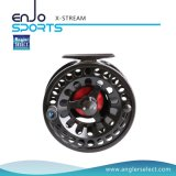 Fly Fishing CNC Fishing Tackle Reel (X-STREAM 3-4)
